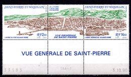 Sello Nº 530A  Saint Pierre Et Miquelon - Nuevos