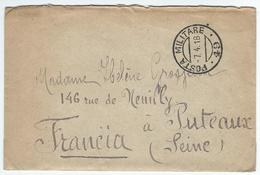 Militaire - Italie Cachet De POSTA MILITARE 49 Du 7/4/18 - 7 èCompagnia - 157 Fanteria - Postmark Collection (Covers)