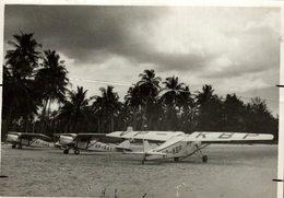 DE HAVILLAND  LEOPARD  MOTH  16  * 12 CM Aviation, AIRPLAIN, AVION AIRCRAFT - Aviación