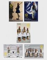 Griekenland / Greece - Postfris / MNH - Complete Set 150 Jaar Presidentiële Garde 2018 - Griekenland