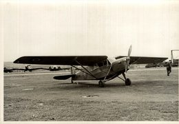 DE HAVILLAND  LEOPARD  MOTH  16  * 12 CM Aviation, AIRPLAIN, AVION AIRCRAFT - Aviation