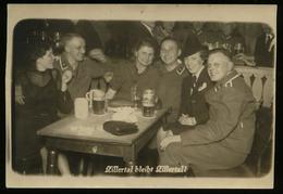 3. Reich - DR Militär Postkarte Luftwaffe Soldaten Mit Frauen, Hamburg ,Zillertal Bleibt Zillertal  : Ungebraucht. - Deutschland