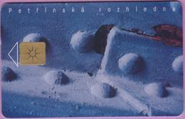 Télécarte Tchéquie °° Petrinskà Rozhledna -gem- 50j - 1996.08. - Tchéquie
