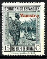 Guinea Española Nº 206M En Nuevo - Guinea Española