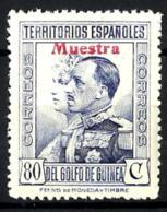 Guinea Española Nº 212M En Nuevo - Guinea Española