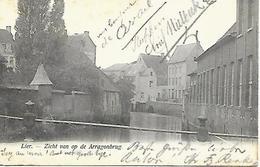 CPA / PK / AK  -  LIER  Zicht Van Op De Arragonbrug - Lier