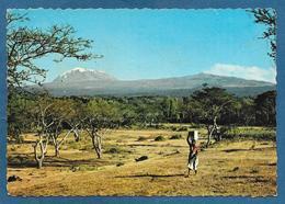 KENYA EAST AFRICA MOUNT KILIMANJARO 1971 - Kenia