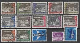 1962/63 BERLIN Oblitéré Année Complète Cote 8€ - [5] Berlin