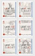 Guernsey - Postfris / MNH - Complete Set Eerste Wereldoorlog 2018 - Guernsey