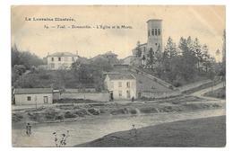 54/ MEURTHE Et MOSELLE...TOUL. DOMMARTIN: L'Eglise Et La Morte - Toul
