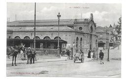 54/ MEURTHE Et MOSELLE...NANCY: La Gare - Nancy