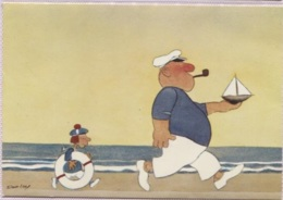 CPM - ILLUSTRATION D.LAY - HUMOUR - Edition Decorève - Künstlerkarten