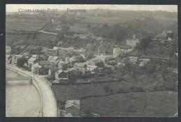 +++ CPA - COMBLAIN AU PONT - Panorama - Feldpost Cachet Militaire   // - Comblain-au-Pont