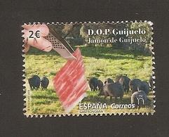 España 2018 Used Jamón De Guijuelo - 1931-Today: 2nd Rep - ... Juan Carlos I