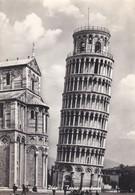 CARTOLINA - POSTCARD - PISA - TORRE PENDENTE - Pisa