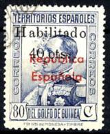 Guinea Española Nº 255 Usado - Guinea Española