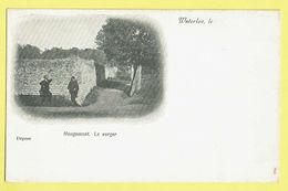 * Waterloo (Waals Brabant - Brabant Wallon) * (Déposé) Hougomont, Le Verger, Vieille Carte, Very Old, Ferme, Farm, TOP - Waterloo