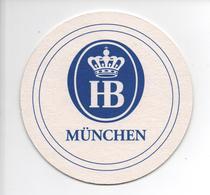 SOTTOBICCHIERE - BEER HOFBRAU MUNCHEN - Sotto-boccale