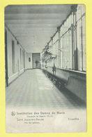 * Sint Joost Ten Node - Saint Josse (Bruxelles) * (Nels) Institution Des Dames De Marie, Chaussée De Haecht, Galeries - St-Josse-ten-Noode - St-Joost-ten-Node