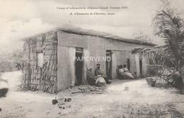 Seychelles Aldabra Island Camp Of  Labourers   Scs94 - Seychelles