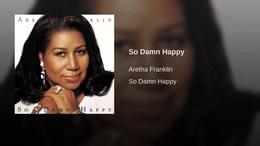CD ARETHA FRANKLIN So Damn Happy - Soul - R&B