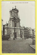 * Sint Joost Ten Node - Saint Josse (Bruxelles) * (Grand Bazar Anspach, Nr 81) église St Josse, Tram, Vicinal, TOP Photo - St-Joost-ten-Node - St-Josse-ten-Noode