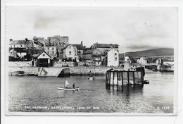 The Harbour, Castletown, Isle Of Man - Valentine R 1797 - Isle Of Man