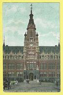 * Sint Joost Ten Node - Saint Josse (Bruxelles) * (EDN VO-DW Anvers) Maison Communale, Gemeentehuis, Couleur, Rare - St-Joost-ten-Node - St-Josse-ten-Noode