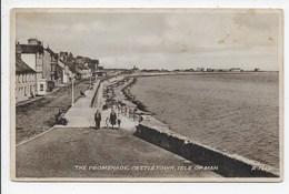 The Promenade, Castletown, Isle Of Man - Valentine Sepiatype  R 1784 - Isle Of Man