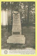 * Waterloo (Waals Brabant - Brabant Wallon) * (Edit Desaix) Monument Français, Aux Soldats Français Morts Hougoumont - Waterloo