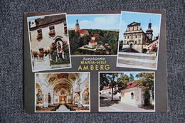 AMBERG - Bergkirche Maria-Hif - Amberg