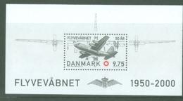 Denmark 2000; 50 Years Air Force - MB 15.** (MNH) - Danimarca