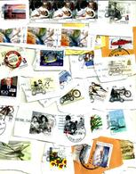 """AUSTRALIA LOT5MIXTURE OF50+USED STAMPS SOME 2015/18 INC.NEW""""END OF WWI """"$1,,""""LIGHTHOISE""""$1,ETC READ DESCRIPTION!! - Lots & Kiloware (mixtures) - Max. 999 Stamps"""