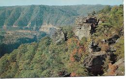 Virginia  BREAKS OF THE  Cumberland Mountains DICKENSON - Etats-Unis