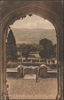 Dunkery Beacon From Selworthy Church, Somerset, C.1925 - Frith's Postcard - England