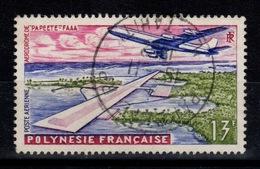 YV PA 5 Aeroport Faaa Oblitere Cote 2,5 Euros - Gebruikt