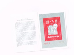 Croix-Rouge. MNH,Neuf Sans Charnière.Falzlos.Yvert 2223 D - Blocs-feuillets