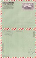 Entier Postal Stationery - Air Letter - Ethiope/Ethiopia - Ethiopie