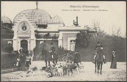 Chasse Au Renard, Rendez-vous à Marbella, Biarritz, C.1905-10 - A Simons CPA - Biarritz