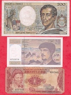 Pays Du Monde 10 Billets Dans L 'état Lot N °3 - Coins & Banknotes