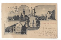 21305 - Gruss Aus Buttisholz + Cachet Buttesholz 1900 (Attention Trous De Punaise) - LU Lucerne