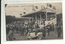 Vendome, Course Du 11 Juillet 1909, Chevaux, (port + Frais TTc 1,30 En + - Vendome