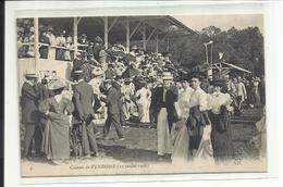 Vendome, Course Du 12 Juillet 1908, Chevaux, (port + Frais TTc 1,30 En + - Vendome