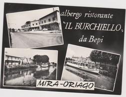 MIRA-ORIAGO (VE)   Lotto 10 Cartoline Differenti  - F.G. - Anni  '1950 - Venezia