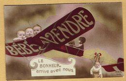 Bébé à Vendre - Le Bonheur Arrive Avec Nous - Cartes Humoristiques
