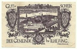 1920 - Austria - Wilhering Notgeld N79 - Austria