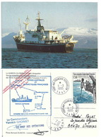 Cargo Marion Dufresne - Navire Ravitailleur Des TAAF - Paquebots