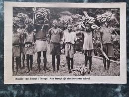 Oude Kaart  Misieen Van Scheut  KONGO - Belgisch-Congo - Varia