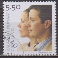Famille Royale - GROENLAND - Couple Princier - N° 400 - 2004 - Groenland