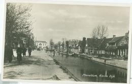 Menaldum; Kleine Dijk (met Bruggen) - Niet Gelopen. (Uitgever?) - Pays-Bas